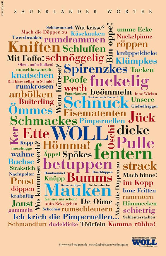 Plattdeutsch Wörter