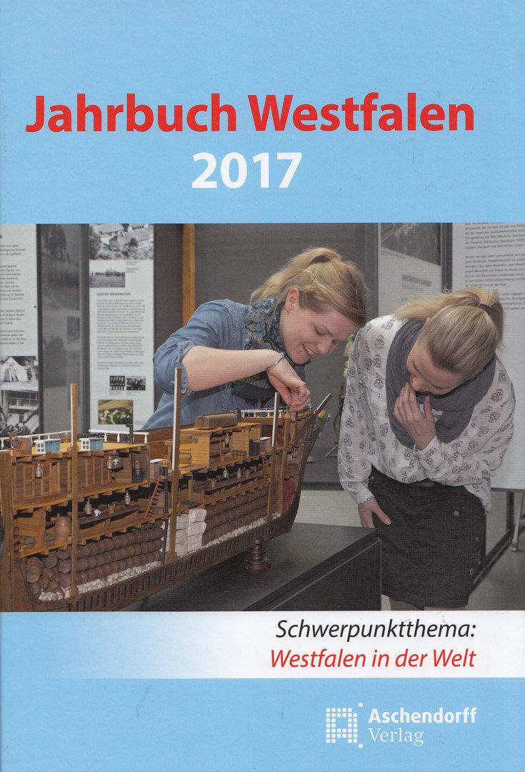 Jahrbuch Westfalen 2017